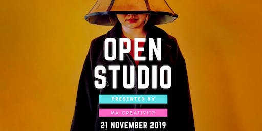 OPEN STUDIO // MA Creativity: Innovation and Business Strategy