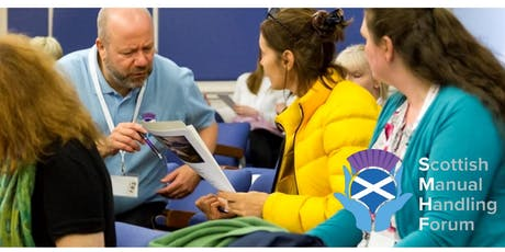Scottish Manual Handling Forum  2 Day Conference - 27th-28th May 2020 tickets