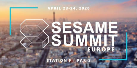 Sesame Summit Europe tickets