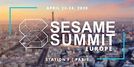 Sesame Summit Europe tickets