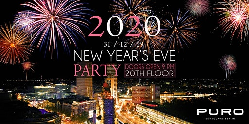 NYE | Kudamm New Year's Eve | Silvester Party 2020