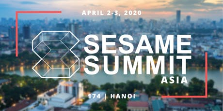 Sesame Summit Asia tickets