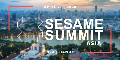 Sesame Summit Asia tickets