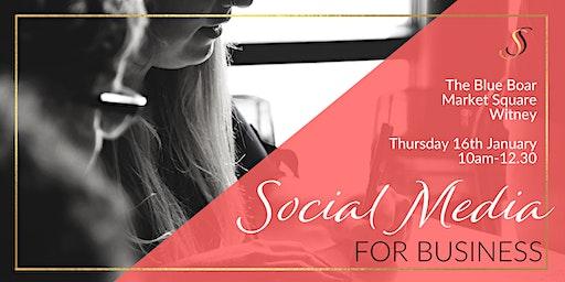 Social Media for Business - Witney