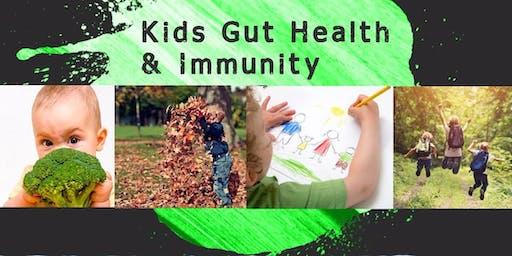 Kids Gut Health & Immunity