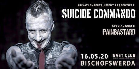 Suicide Commando - Live 2020 Tickets