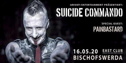 Suicide Commando - Live 2020