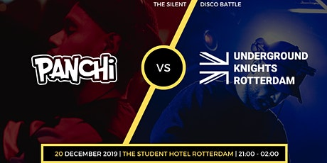 The Silent Disco Battle - Panchi VS. UKRotterdam tickets
