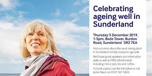 Celebrating Ageing well in Sunderland
