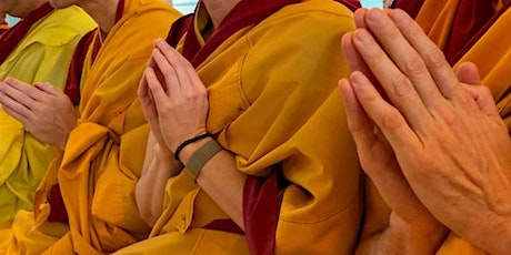 Why Do Buddhists Pray?: Meditation Day Course - ONLINE STREAMING  tickets