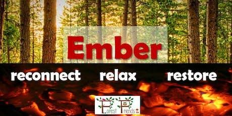 Ember - Women's Woodland Wellbeing Retreat 14th December tickets