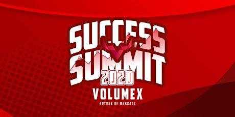 VOLUMEX SUCCESS SUMMIT 2020 Tickets