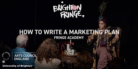 Fringe Academy: How to Write a Marketing Plan tickets