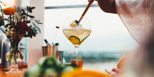 Cocktail Masterclass with Veuve Clicquot