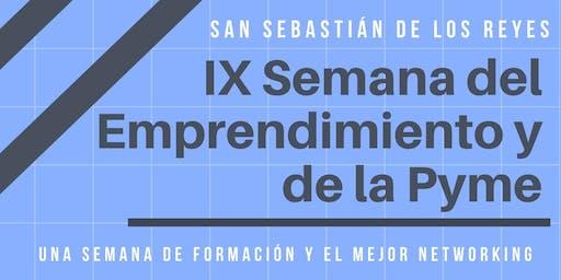 IX SEMANA DEL EMPRENDIMIENTO Y DE LA PYME