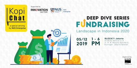 Deep Dive Series : Fundraising Landscape in Indonesia 2020 tickets