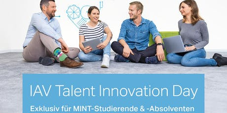 IAV Talent Innovation Day tickets