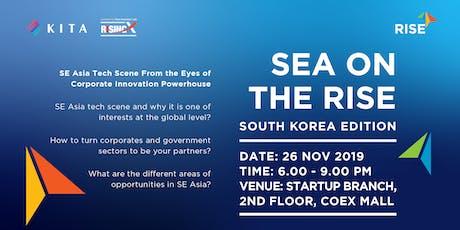SEA ON THE RISE – South Korea Edition tickets