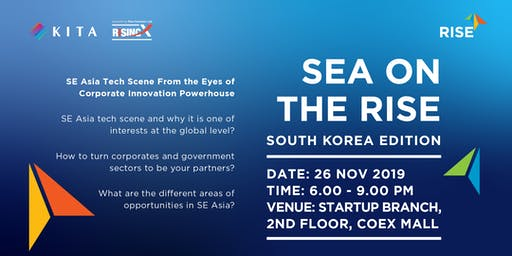 SEA ON THE RISE – South Korea Edition