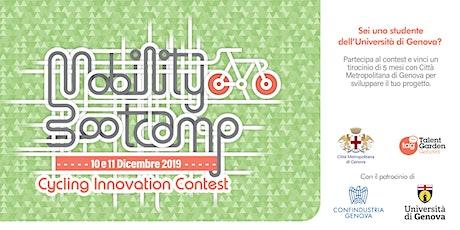 Mobility Bootcamp 2019 biglietti