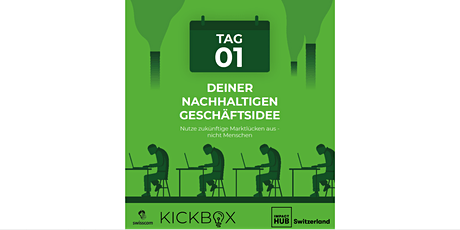 Keen for Green? GreenBox – Workshop für nachhaltige Intrapreneurship-Ideen Tickets