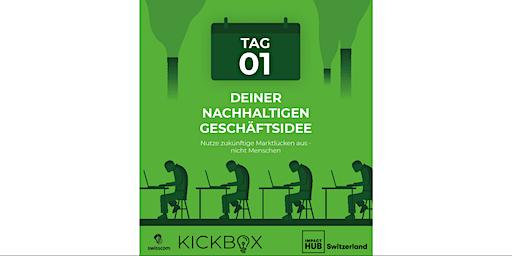 Keen for Green? GreenBox – Workshop für nachhaltige Intrapreneurship-Ideen