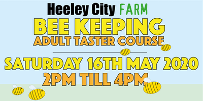 Heeley City Farm Bee Keeping Taster Course 2020