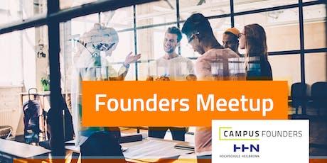 Founders Meetup Special - Wenn Startups wachsen billets