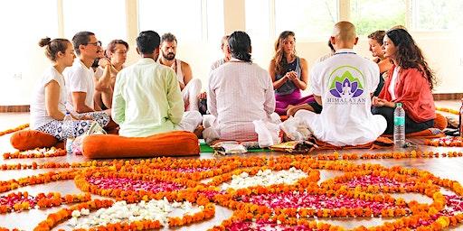 200 Hours Yoga Teacher Training Course in Rishikesh, India