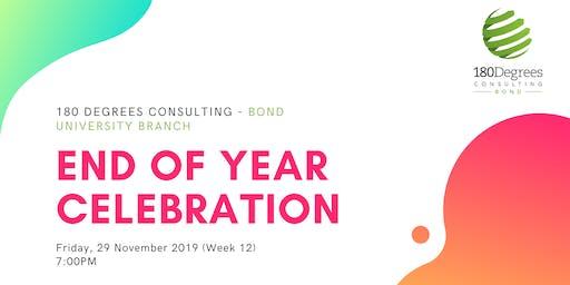 180DC Bond - End of Year Celebration 2019