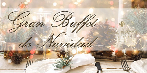 GRAN BUFFET DE NAVIDAD / GREAT CHRISTMAS BUFFET