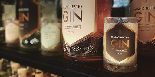 MCR Gin Candle Making Workshop with Booze and Burn