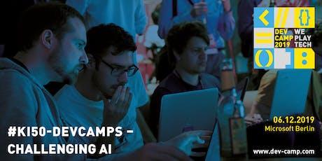 DevCamp Berlin - WE PLAY TECH! Tickets