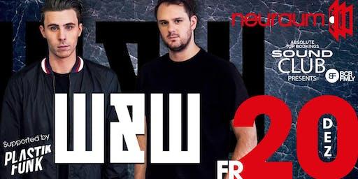 Soundclub pres. W&W @ neuraum Club
