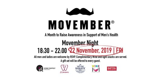 Movember Night