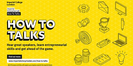 How To Be Entrepreneurial tickets