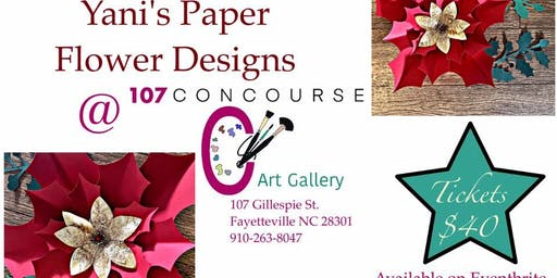 The Art of Paper: Poinsettia Edition