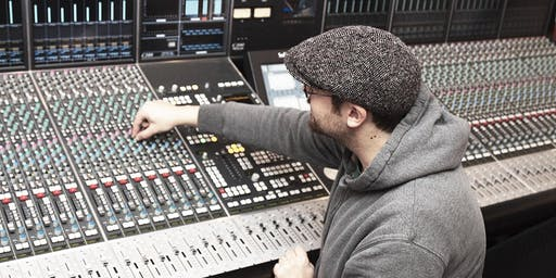Workshop at Open Day: How sound design can be used in film to affect and engage your audience