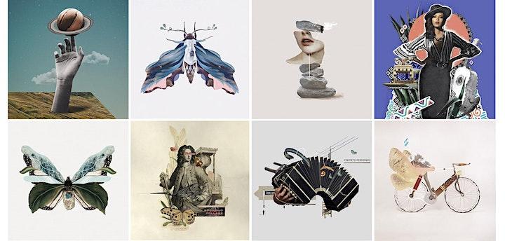 Imagen de Workshop de collage digital