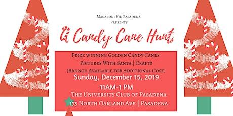 Third Annual Macaroni Kid Pasadena Candy Cane Hunt 2019 tickets