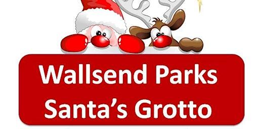 Santa's Grotto - Wallsend Parks