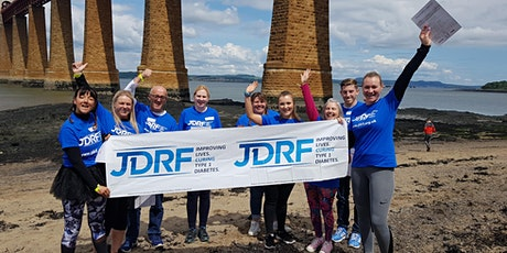 Forth Rail Bridge Abseil for JDRF tickets