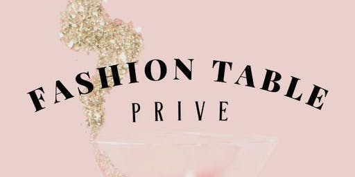 PATIO BULLRICH FASHION TABLE PRIVE