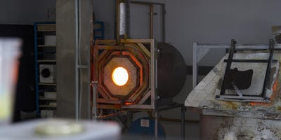 Plymouth College of Art - 10 Week Hot Glass for Improvers (Jan 2020)