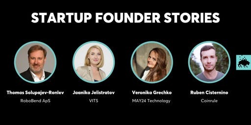 Startup Founder Stories