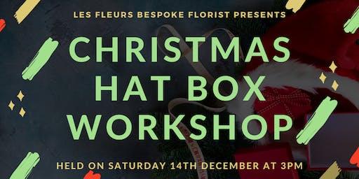 Christmas Hat Box Workshop