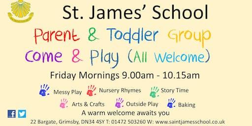 St James School Parent & Toddler Group