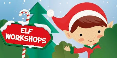 Burnley Christmas Festival - Elf Workshop & Santa  tickets