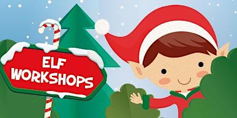 Burnley Christmas Festival - Elf Workshop & Santa