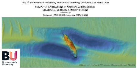 Bournemouth University Maritime Archaeology Conference 2020 tickets